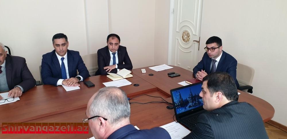 Kənd Təsərrüfatı Nazirliyi və Azərbaycan Toxumçular Assosiasiyası regionlarda toxumçularla görüşlərə başlayıb