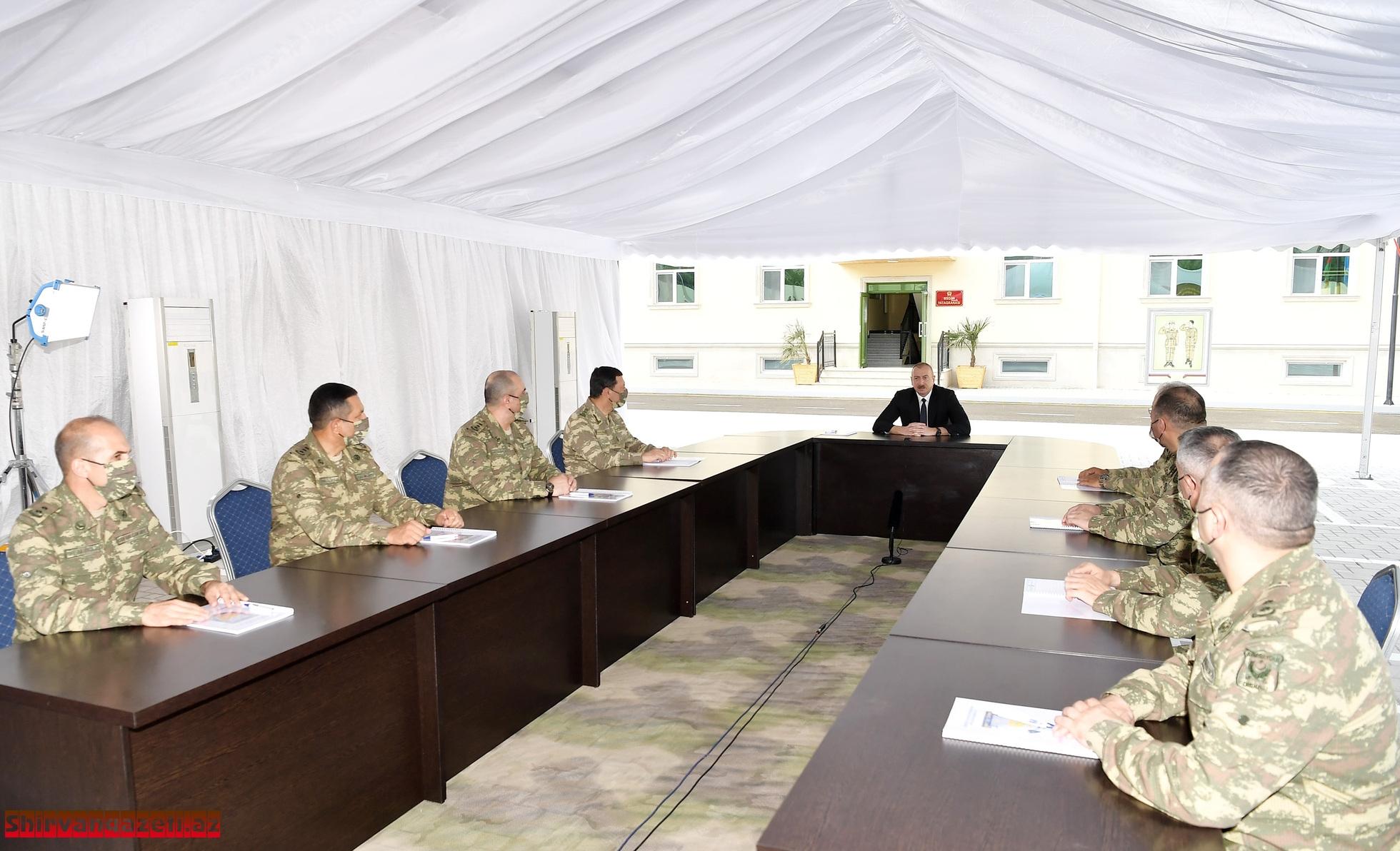 Bu gün Azərbaycan ordusu ən güclü ordular sırasındadır
