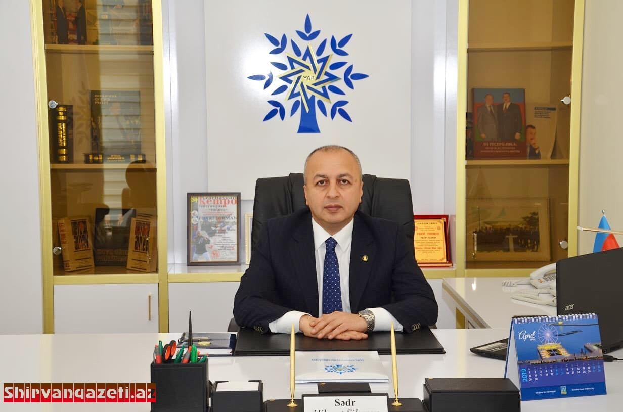 Hikmət Şikarov Şamaxı Rayon İcra Hakimiyyəti başçısının birinci müavini təyin olunub