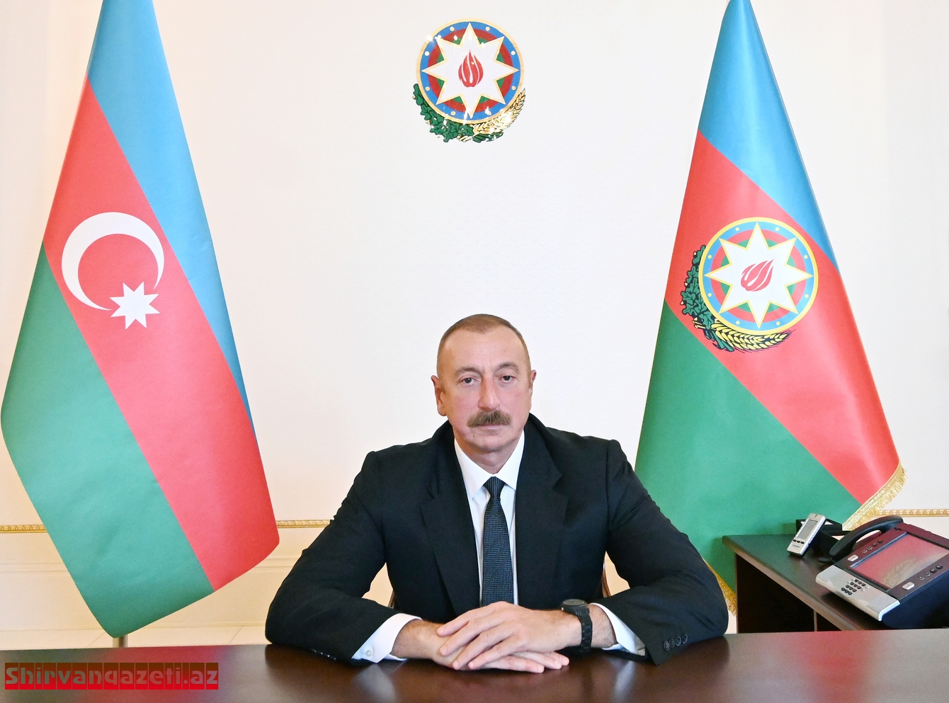 Azərbaycan haqq yolundadır