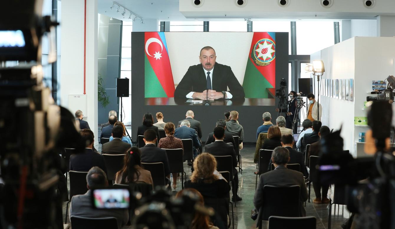 Azərbaycanla Türkiyə arasında əlaqələrin bugünkü sürətli inkişafı, regionun ümumi tərəqqisinə, sabitliyin bərqərar olmasına mühüm töhfələr verir