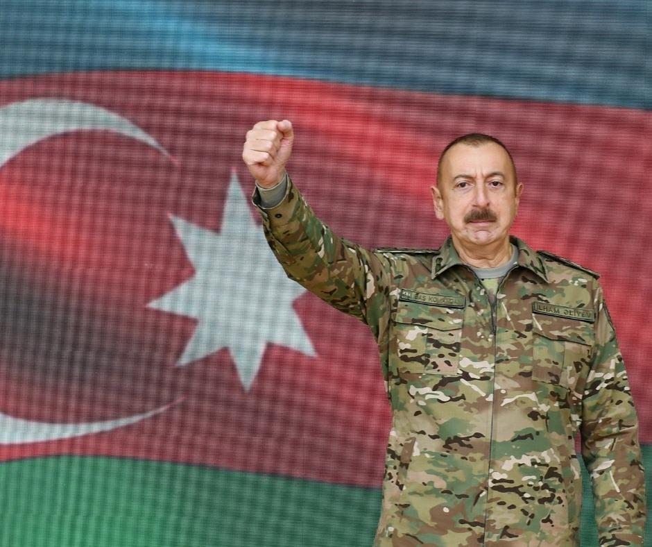"""""""Dəmir Yumruq"""" əməliyyatı ilə Azərbaycanın yeni tarixi yazıldı"""