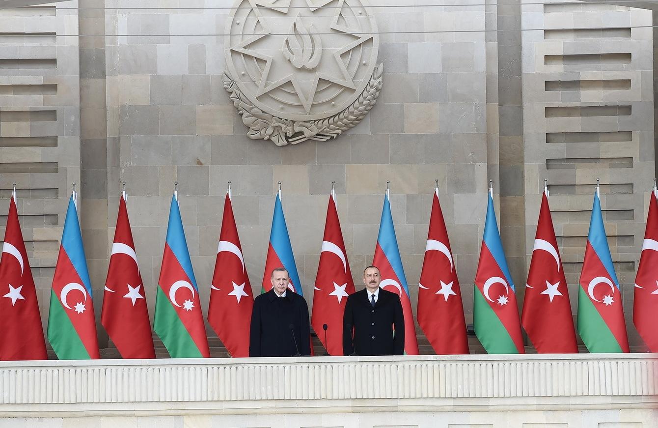 Azərbaycan-Türkiyə münasibətlərinin inkişafı regional tərəqqiyə mühüm töhfədir