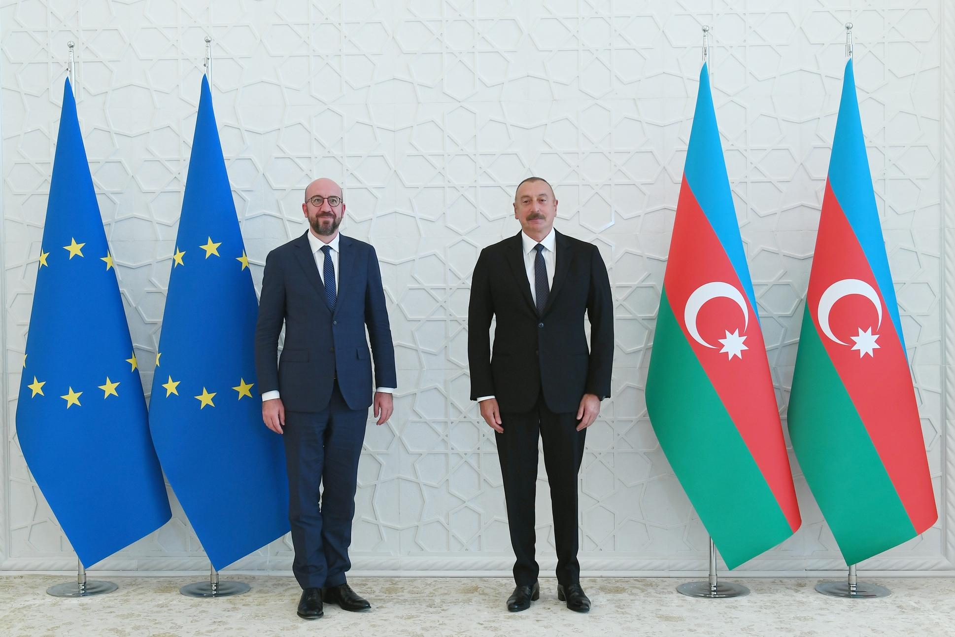 Avropa İttifaqı ilə Azərbaycan arasında əməkdaşlığın strateji istiqamətləri