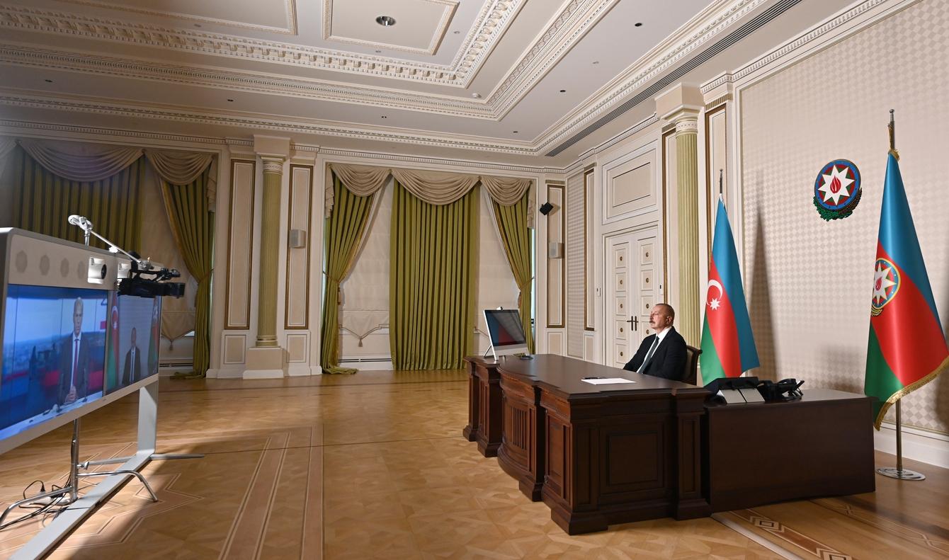 Sülh və regionun inkişafı naminə Azərbaycan danışıqların aparılmasına hazırdır.