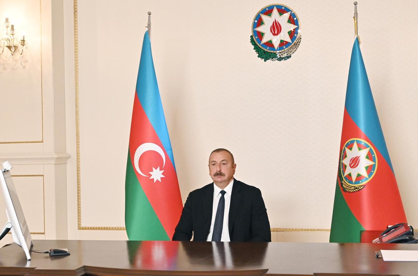 Prezident İlham Əliyev 2021-ci il 2 oktyabr tarixində İspaniyanın EFE informasiya agentliyinə müsahibə verib.